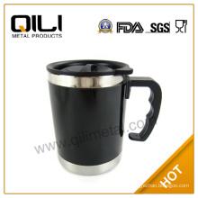 2015 fashional high quality cute metal coffee mug