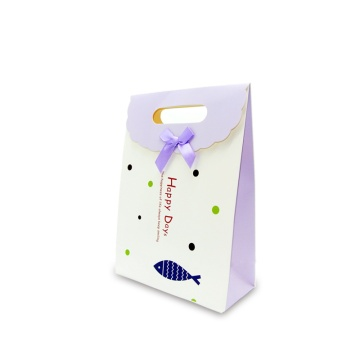 Cute design paper gift bag