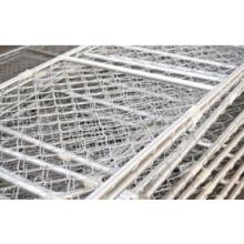 Panel de cerca de malla de soldadura, malla de alambre