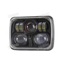 5X7 7inch 85W CREE LED Truck Light