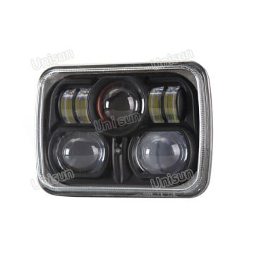 Luz de camión CREE LED de 5X7 7 pulgadas 85W