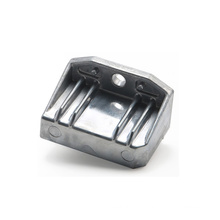 OEM High Quality Aluminum Die Casting Engine Cover For 50cc Motorcycle