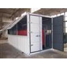 Bewegliches Sauerstoffsystem / Sauerstoffgenerator mit Container