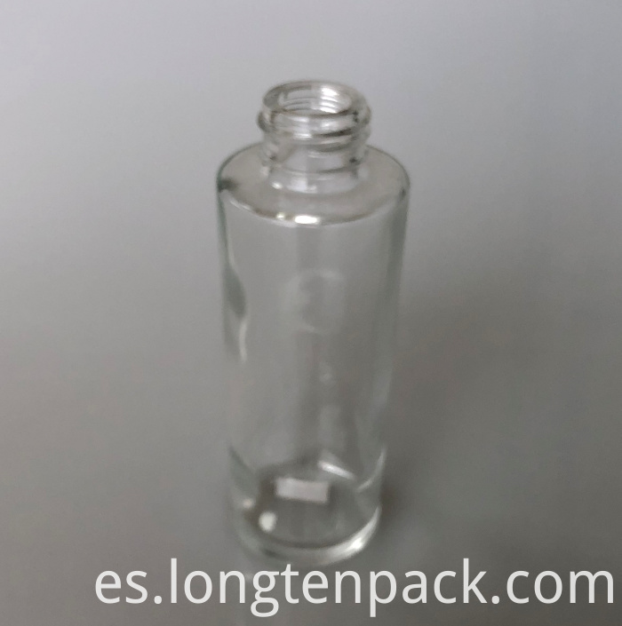 LTP4032 Tall column glass bottle
