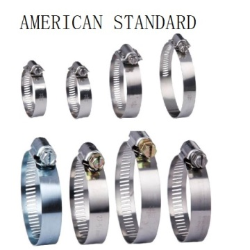 American Hose Clamp