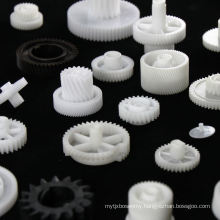 Precision Injection Molded PA6 Gear Wheel for Toy