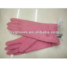 Mode Pullover Kaschmir Handschuhe