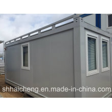 Flat Pack Accommodation Container Houses in Mauritius
