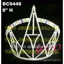 Coronas de cristal del arco iris