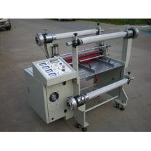 Machine de stratification de bande adhésive d'aluminium de cuivre