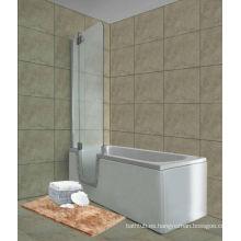 Paseo estilo popular en la bañera para los ancianos