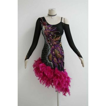 Latin dance practice wear