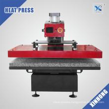 Video Inside Pneumatic Large Format Vinyl Sublimation Heat Press Machine