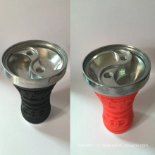 Prix ​​à bas prix Arab Shisha Bowl for Tobacco Smoking Wholesale (ES-HK-130)