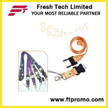 Werbeartikel Schlüsselband USB-Flash-Laufwerk (D181)