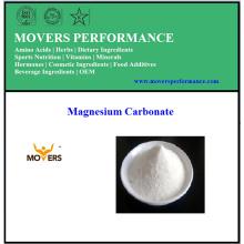 Carbonate de magnésium minéral de qualité alimentaire