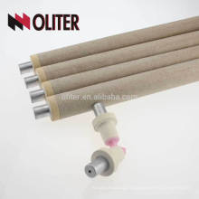 Tête de thermocouple jetable OLITER platine rhodium hotsale type s pour poêle