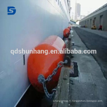 Amortisseur de mousse de polyuréthane de protection de dock de bateau