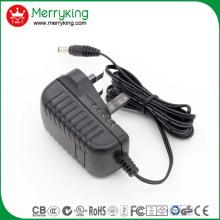 Merryking Marque Wall-Mount 12V 1A Adapter UK Plug Adaptateur secteur AC / DC