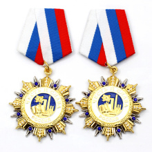 Wholesale Custom Metal Army Military Style Challenge Coins Medals