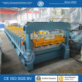 Trapezoidal Roof Sheet and Wall Panel Roll Forming Machine