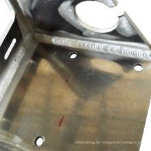 China OEM Customized Aluminium Schweißen Teile