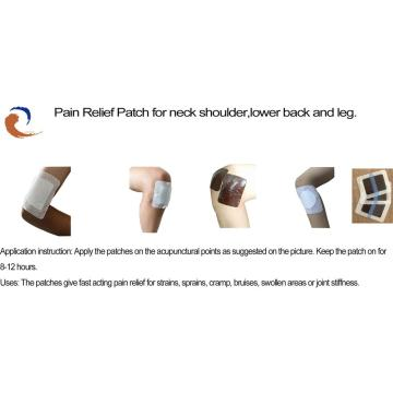 Ache Relief Patch For Leg