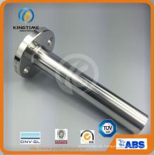 Brida acero dúplex Lwn reborde forjado a ASME B16.5 (KT0092)