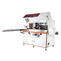 Automatic bottle screen printing machine with UV dryer