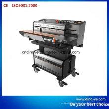 Автоматическая запечатывающая машина Lf1080 с функцией заполнения газообразным азотом