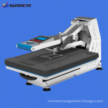 Automatic Heat Press T-Shirt Printing Machine with Hydraulic ST-4050