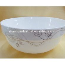 Super quality hot-sale wholesale white new bone china bowl