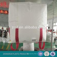 sac jumbo pour le pellet de PKS, les sacs en vrac de copeaux de bois 600kg / 1.2ton