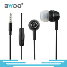 Portable Wired Earphone with RoHS Approved