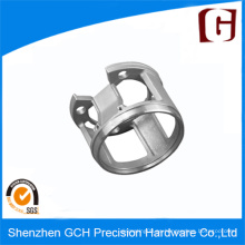Piezas de aluminio de fundición de aluminio con piezas de fundición