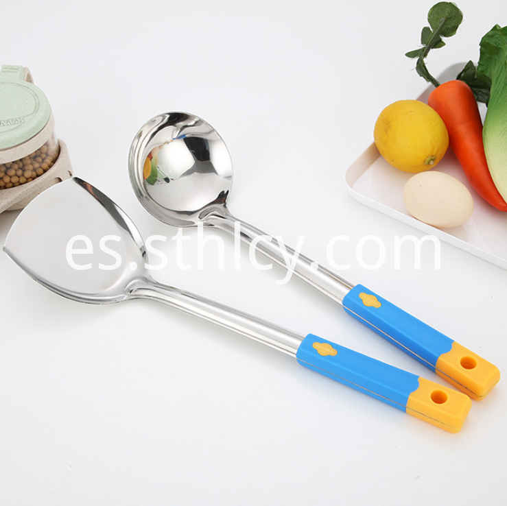 Non Magnetic Stainless Steel Kitchen Utensils1