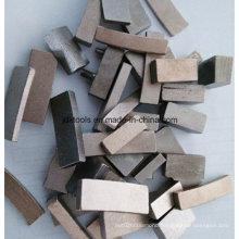 Fast Cutting Diamond Segment for India Granite