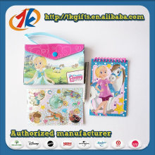 Funny School Stationery Set with Bag and Stickers Toy