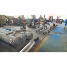 Shell and Tube Heat Exchanger for Heat Pump & Swimming Pool