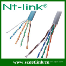 Cat5E UTP Solid 4P 24AWG Lan Cable