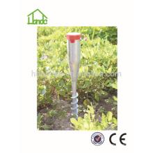 Ancla caliente de alta calidad de alta calidad del tornillo de la tierra de la alta tecnología para la bandera