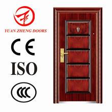 Входная железная дверь в Китае