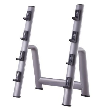 Ganas Gym Equipment 4 paar Barbell Rack