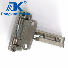 Stainless Steel Aircraft Parts with Lost Wax Casting