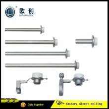 10.5-5.5 Многоразовый лапароскопический хирургический трокарный короткий длинный трубчатый редуктор