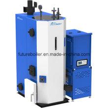 Caldera de vapor de biomasa de pellets de alta eficiencia