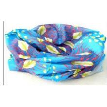 Foulard de sports de plein air, bandanas élastiques sans couture élevés d'écharpe magique