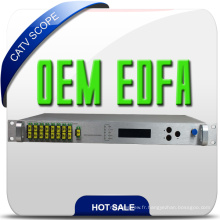 EDFA CATV 16way Erbium Doped Fiber Optic Amplifier