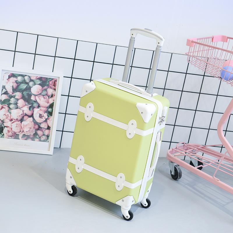 Luggage With Wheel