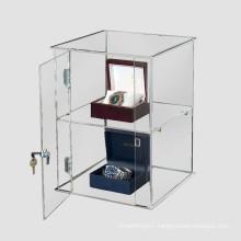Acrylic Display Cabinet/Acrylic Display Rack with Lock (AD-1427)